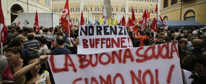 Scuola, sciopero scrutini contro il ddl Renzi: rischio ritardo nelle valutazioni