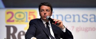 Mafia Capitale, Renzi: 'No a dimissioni per gli indagati, Marino e Zingaretti puliti'