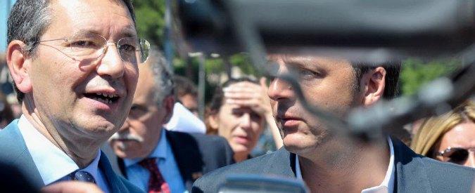 """Roma, Renzi: """"Marino mi ha sfidato alla Festa dell'Unità e ora deve lasciare"""""""