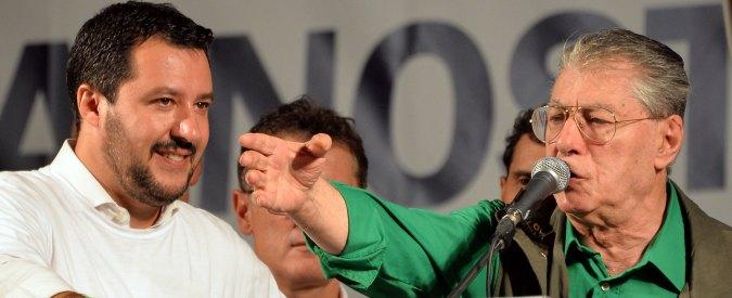 Lega Nord, è fondato il ricorso contro la vittoria di Salvini alle primarie. Lunedì Bossi potrebbe tornare segretario