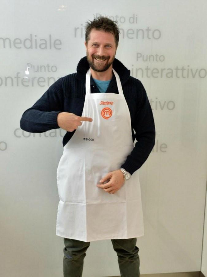 """Masterchef, parla Stefano Callegaro: """"Non ce l'ho con nessuno. Striscia? Loro fanno televisione e la fanno a modo loro"""""""