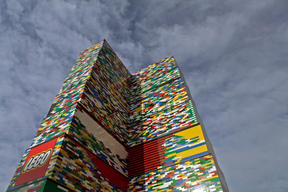 Torre Lego – Milano