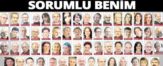 """Turchia, Erdogan minaccia """"Chumuriet"""". E i giornalisti si ribellano al presidente"""