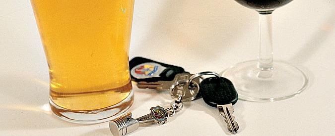 Ubriachi al volante, Stati Uniti: l'auto 'sente' l'alito e decide se mettersi in moto