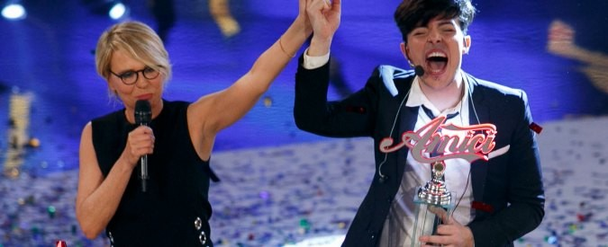 Amici 2015 – Stash e The Kolors, i talent(i) di cartone di Maria De Filippi
