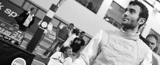 Crollo al liceo, storia di Andrea Macrì: la paralisi, le medaglie nella scherma e la borsa di studio revocata dal ministero