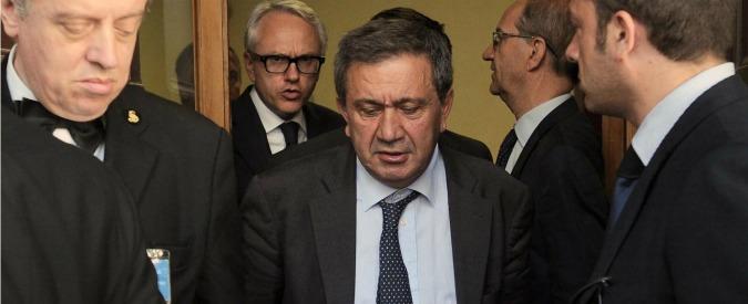 """Antonio Azzollini, lettera di Zanda al Pd: """"Su arresto votate secondo coscienza"""""""
