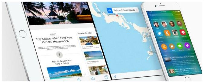 iOS 9, così l'iPad Apple sfida i portatili: visualizzazione simile a pc