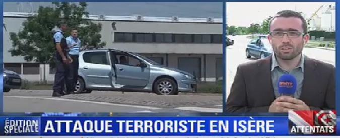 Gli attentati in Francia e in Tunisia: guarda la diretta da Bfmtv