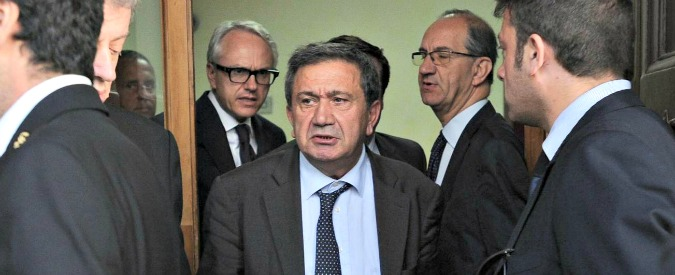 Antonio Azzollini, il senatore di Forza Italia a processo per la presunta maxitruffa del porto di Molfetta