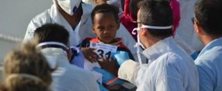 Migranti, salvate 1552 persone in 24 ore al largo delle coste libiche