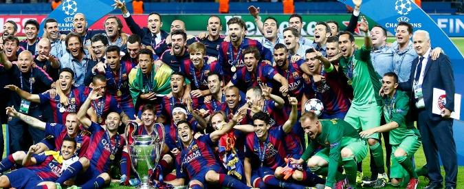 Juventus-Barcellona 1-3: spagnoli campioni d'Europa, Signora a testa alta