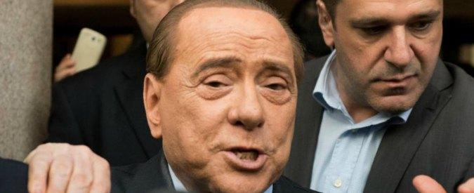 """Silvio Berlusconi di nuovo assente al processo escort: """"Trattativa d'affari"""""""