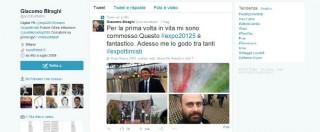 Expo2015, ottimista a cottimo su Twitter. A 250mila euro per due anni e mezzo