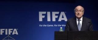 """Blatter si è dimesso da presidente della Fifa. Abc e Nyt: """"E' indagato dalla Fbi"""""""
