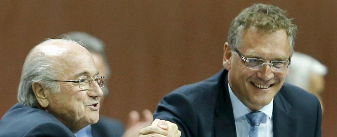 """Scandalo Fifa, nuovo presidente a dicembre. Valcke: """"Sono innocente"""""""