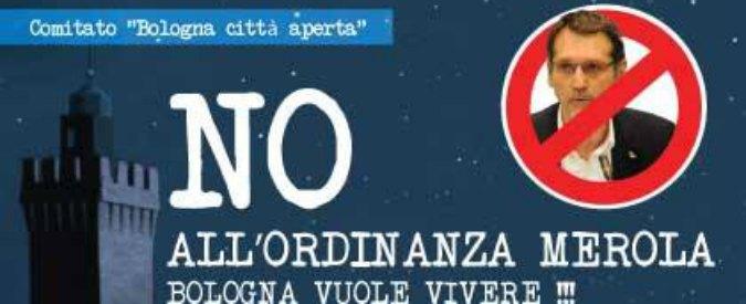 Bologna, commercianti contro ordinanza Pd anti-alcool. C'è anche l'ex M5S Favia