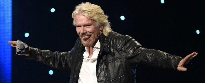 Virgin, Branson offre un anno di congedo a stipendio pieno ai neo genitori