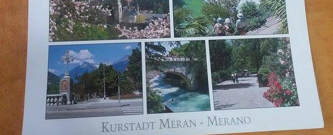 """Poste, """"tanti saluti dalle Dolomiti"""": ma la cartolina arriva 6 anni dopo"""