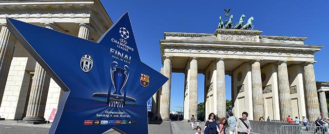 """Juventus-Barcellona, la polizia di Berlino: """"Siamo pronti per la finale di Champions"""""""