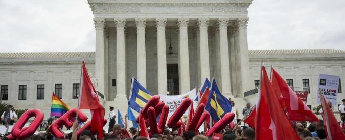 """Matrimoni gay, procuratore Texas agli statali: """"Obiezione di coscienza"""""""