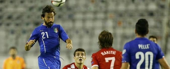 Croazia-Italia: finisce 1 a 1. E gli azzurri rimangono secondi nel girone H