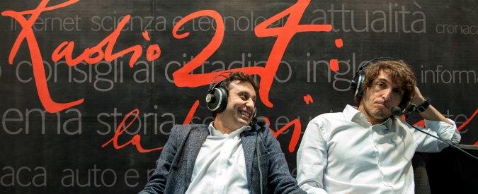 """La Zanzara di Radio 24 condannata per la telefonata tra Barca e il """"finto"""" Vendola"""