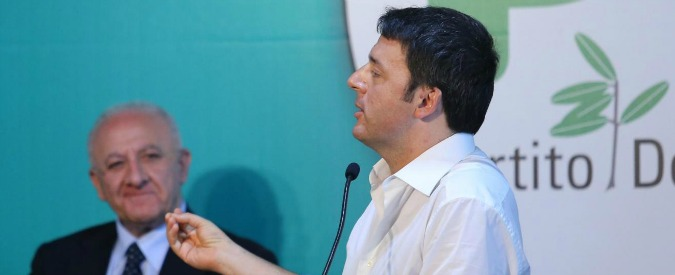 Legge Severino, Renzi non salva De Luca: il Cdm approva la sospensione