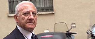 "De Luca, l'eurodeputato dalemiano Paolucci: ""Se vedo clientele sui fondi europei vado in Procura"""