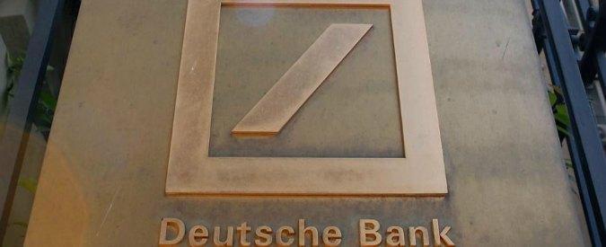 Deutsche Bank, perquisizioni a Francoforte, Parigi e Londra per truffa