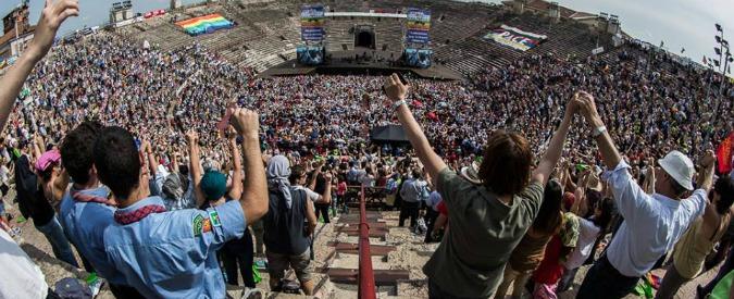 Festa della Repubblica, a Verona la manifestazione dei nonviolenti