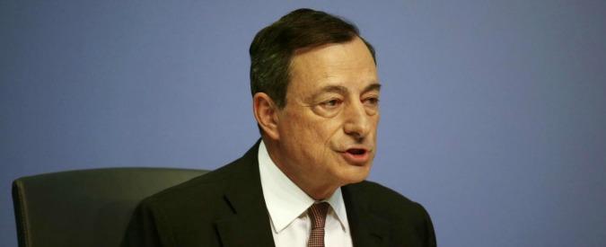 """Grecia, Draghi: """"Sostegno è decisione politica, ora palla è nel campo di Atene"""""""