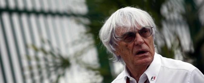 """Formula 1 Gp Ungheria, Ecclestone: """"Boicottaggio Ferrari? No, non me ne sono accorto"""""""