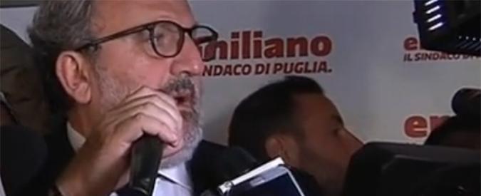 """Trivelle in Adriatico, Emiliano impugnerà legge del governo dinanzi alla Consulta: """"No a ricerche per accontentare lobby"""""""