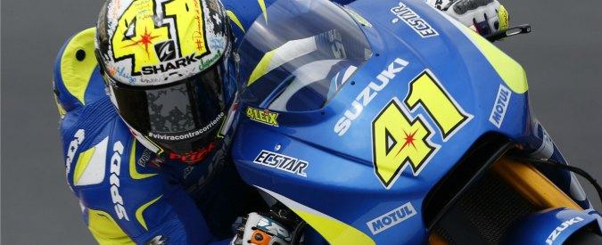MotoGp, Suzuki domina le prove a Montmelò: Espargaro in pole. Terzo Lorenzo, Rossi settimo