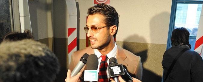Fabrizio Corona, sequestrati 800mila euro trovati in cassette di sicurezza in Austria