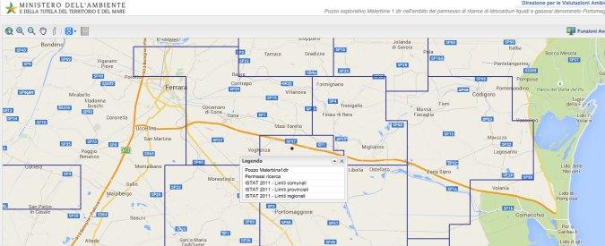 Trivelle a Ferrara, nuova richiesta per esplorazioni in zona colpita dal sisma