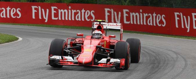 Formula 1, Gp Canada: Hamilton in pole davanti a Rosberg. Disastro Vettel