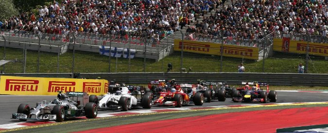 Circuito Formula 1 Austria : Formula gran premio austria i segreti del circuito
