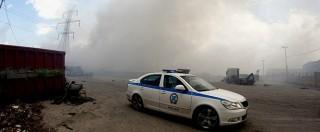 Grecia, vicino a Atene incendio da 5 giorni. Stato non ha soldi per spegnerlo