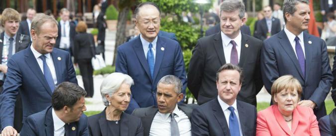 """G7, """"acceleriamo sul trattato di libero scambio Ttip, accordo entro fine anno"""""""