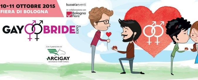 Nozze gay, a Bologna la prima fiera dedicata ai matrimoni omosessuali