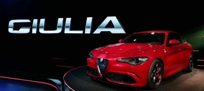 Alfa Romeo: arriva la Giulia, l'auto del rilancio come la 500 nel 2007 per Fiat