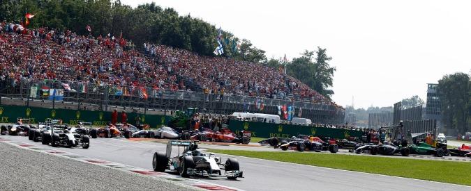 Formula 1 news, raccolta firme per salvare il Gran premio di Monza