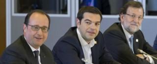 Grecia, Bce dà altro ossigeno alle banche. Ma Syriza boccia le proposte di Tsipras