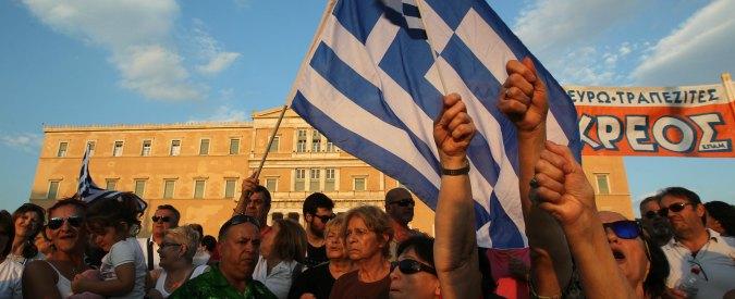 """Grecia, 280mila chiedono aiuti alimentari a Ue. Stampa: """"In arrivo tagli a pensioni"""""""