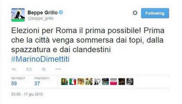 Grillo-tweet