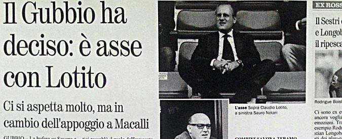 """Lega Pro, Lotito e le trattative con il Gubbio: """"Ti sosteniamo, aiutaci nel ripescaggio"""""""