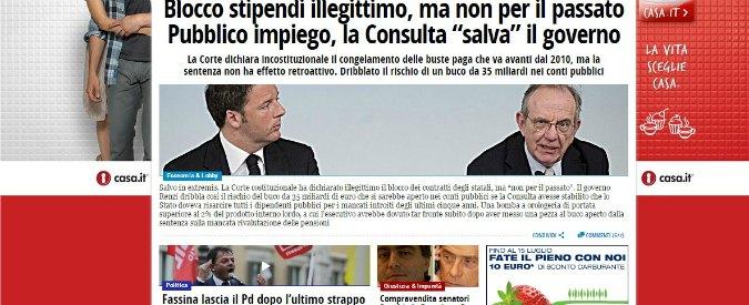 """Attacco informatico a ilfattoquotidiano.it: """"saturato"""" il server del nostro provider"""