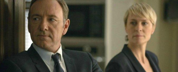 House of Cards, Robin Wright vuole essere pagata come Kevin Spacey: un gesto rivoluzionario